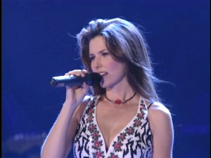 Shania_Twain_appearing in Vegas
