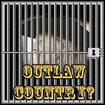 Willie Nelson in Jail - Outlaw Country